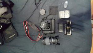 Canon 70D kit for sale
