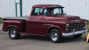 1955 Chevrolet pickup  MINT SHOW CONDITION
