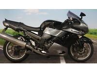 Kawasaki ZX1400 2011