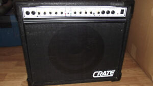Crate Tube Driven 70  70 watts Amplifier
