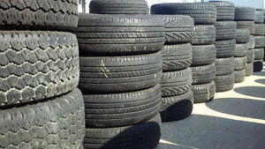 Used Tires Starting From $25