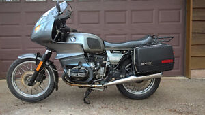BMW R100RS 1000 in good condition safetied