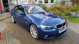 "No deposit, £218 per month* BMW 320i M Sport, Leather Interior, Bluetooth, Cruise control, 19"""