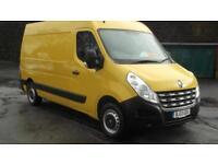 Renault Master 2.3TD 125 ( Euro V ) MWB MM35dCi (MWB)