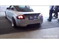Audi wheels bbs rs reps staggered swap swop