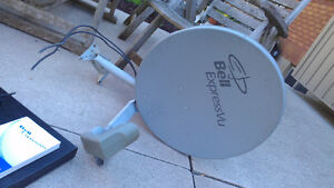 Satellite receiver and dish London Ontario image 5