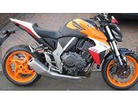 Honda cb1000r 9