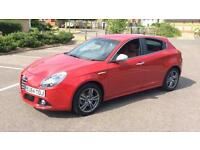 2014 Alfa Romeo Giulietta 1.4 TB MultiAir Exclusive TCT Automatic Petrol Hatchba