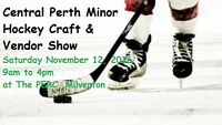 Vendor Show for Central Perth Minor Hockey
