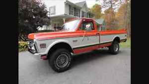Wanted: 67-72 Chev/Gmc 4x4