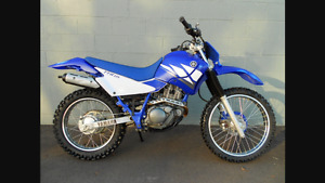 Yamaha ttr 225 for sale
