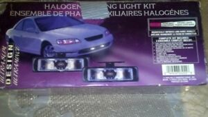 NEW-Halogen Driving Light Kit/ projector-Racing Series No.3255