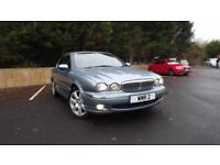 Jaguar X-TYPE 2.0 Diesel Manual 2005 SE well above average Glasgow Scotland