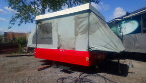 Lougheed Tent Trailer for Sale
