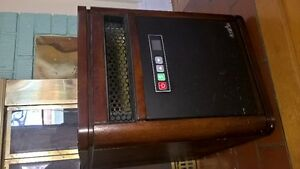 Duraflame infrared electric heater