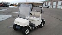 GAS GOLF CART ON SALE!