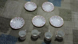 Beyer & Boch China Cup and Saucer Set