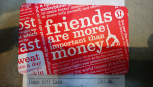 Lululemon Gift Card | Buy & Sell Items, Tickets or Tech in Ontario ...
