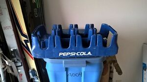 carrier for eight 2 litre plastic pop bottles Kitchener / Waterloo Kitchener Area image 1