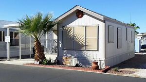 HUGE REDUCTION 2009 ParkModel w/Add in Sunny Yuma, AZ LQ#349