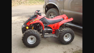 Looking for a kids atv