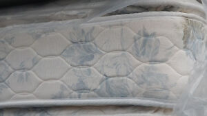 Double Mattress and Box spring, Pillowtop Firm