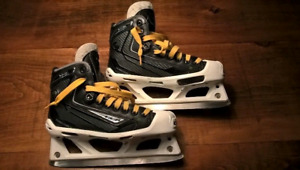 Wanted goalie skates mens size 12