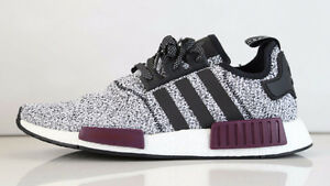 """DS Adidas NMD """"maroon"""" size 9"""