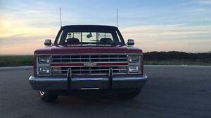1987 Chevy Silverado long box 2wd