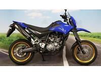 Yamaha XT660X Supermoto 2015