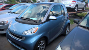 2011 Smart Fortwo Passion 53K Auto Warranty Financing Carproo