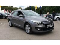 2012 Renault Megane Hatch 1.5 dCi 110 Dynamique TomTom 5 Manual Diesel Estate
