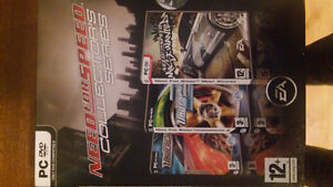Need for Speed édition collector