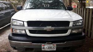 2004 Chev 1500 z71 4x4