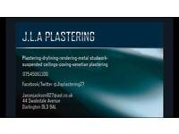 J.L.A Plastering