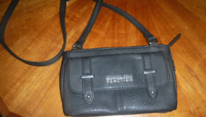 Kenneth Cole, charcoal, small purse