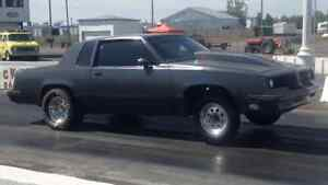 Oldsmobile cutlass Drag