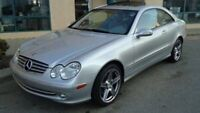Great condition mercedes clk 320 2004 low km 102,000 runs great