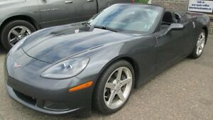 2013 Chevrolet Corvette Convertible