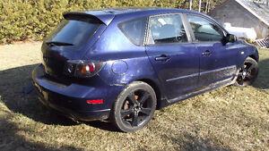 2005 Mazda Mazda3 Sport GS Wagon *Parts Car*