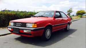 1986 Audi Other Coupe GT Coupe (2 door)