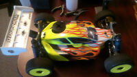 1/8 scale  nitro 4wd compitition Buggy