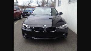 2014 BMW 3 series 320i xdrive  lease take over/Transfert de bail
