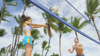 On the Beach Volleyball-Female player needed for Tuesday nights