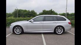 BMW 520d MSport touring