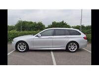 BMW 520d MSport touring