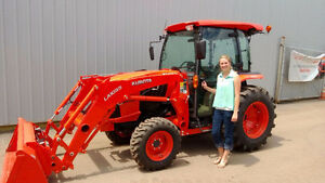 Wanted Mid-sized Kubota  B2650  to l3540 low hr
