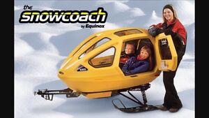 Wanted snow coach