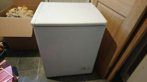 Danby apt size chest freezer in A condition