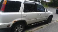 2001 Honda CR-V 4 SUV, Crossover